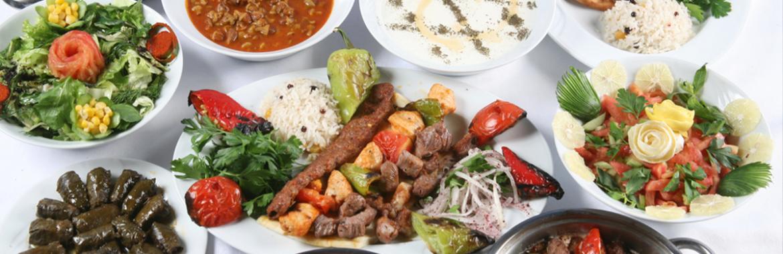 أشهر الأكلات والحلويات التركية