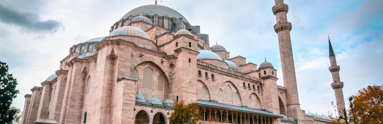 أشهر 10 جوامع في اسطنبول