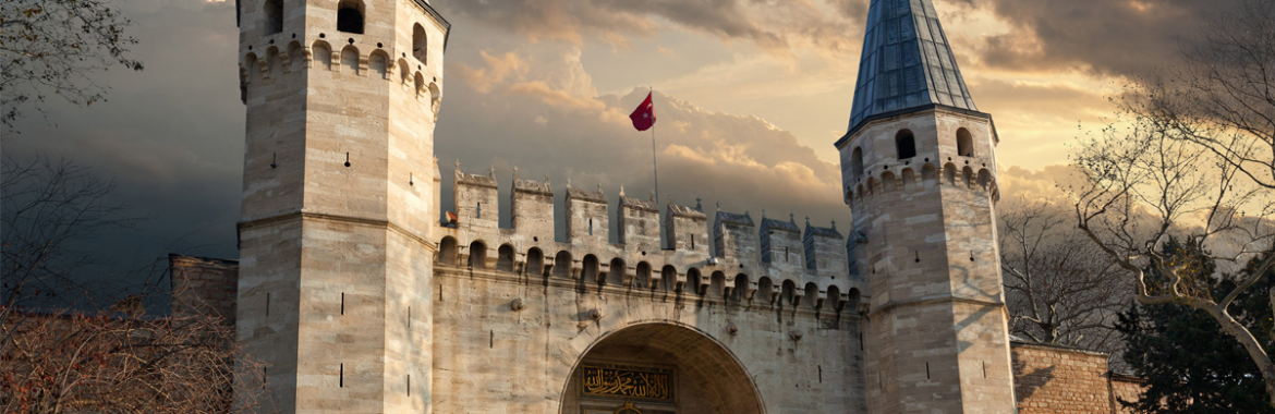 The most famous Ottoman palaces in Istanbul