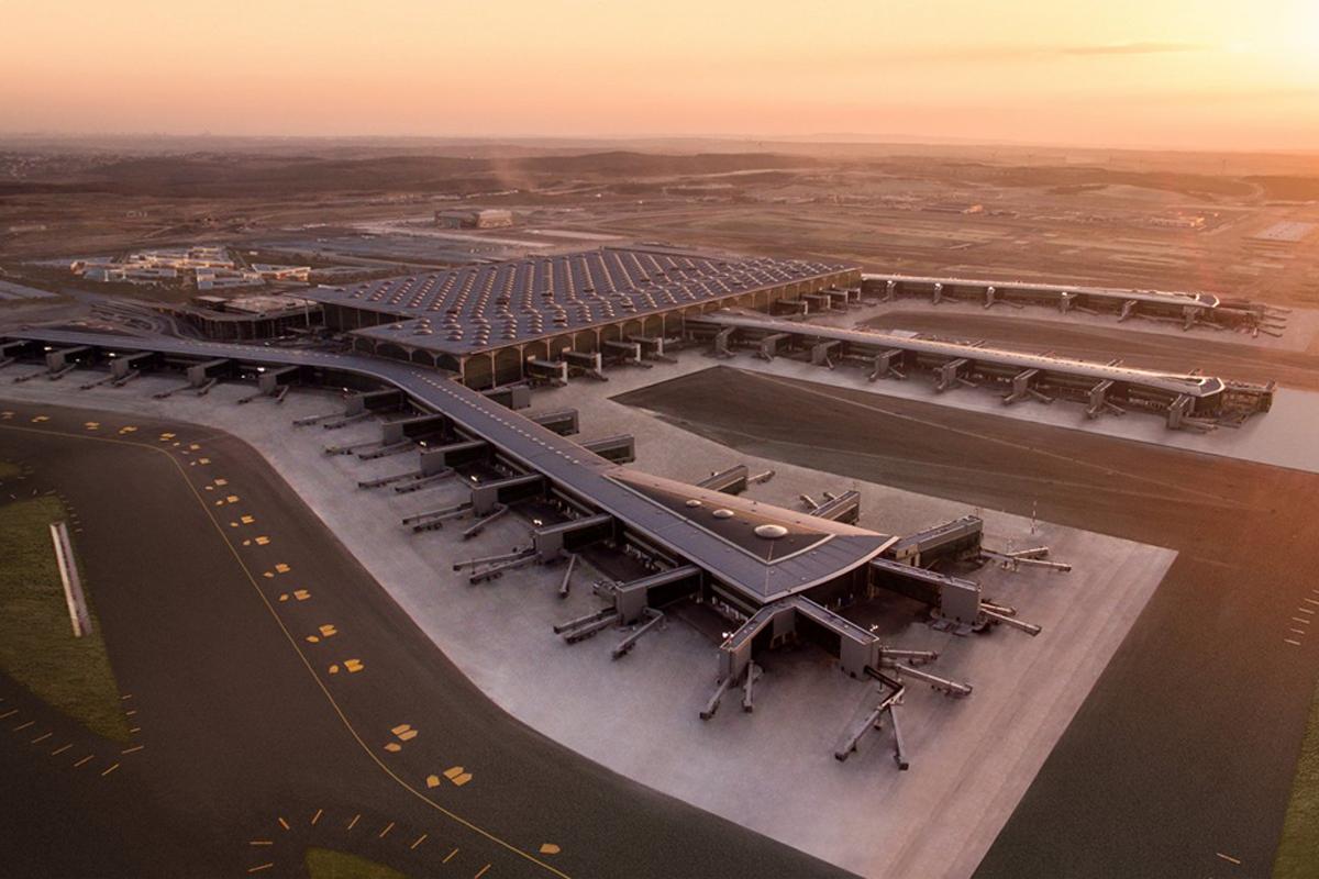 مطار اسطنبول الثالث الجديد وتأثيره على الإقتصاد و الاستثمار في تركيا