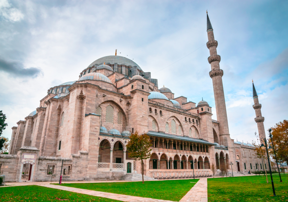 The 10 most famous mosques in Istanbul