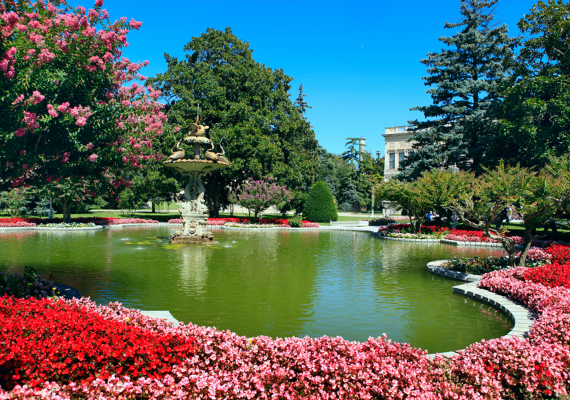 The most famous 6 parks in Istanbul