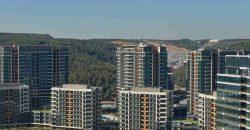 شقق سكنية جاهزة للتسليم في مركز اسطنبول سرايير T-201