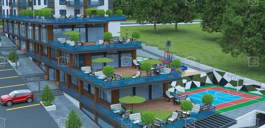 شقق سكنية بتصميم مميز في الباسن اكسبريس اسطنبول T-205