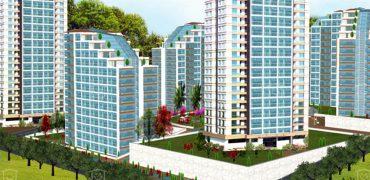شقق سكنية رخيصة للبيع في اسنيورت اسطنبول T-207