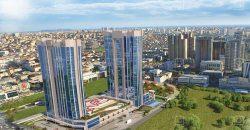 شقق مركزية في باسن اكسبرس اسطنبول T-206