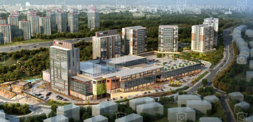مشروع سكني قريب من المركز في غازي عثمان باشا اسطنبول t-219