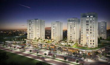 شقق سكنية رخيصة بموقع حيوي في بهشة شهير اسطنبول T-213