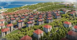 أضخم مشاريع المدينة الساحلية مع المارينا في اسطنبول T-5