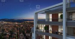 شقق سكنية بإطلالة بحرية في اسطنبول الآسيوية T-229